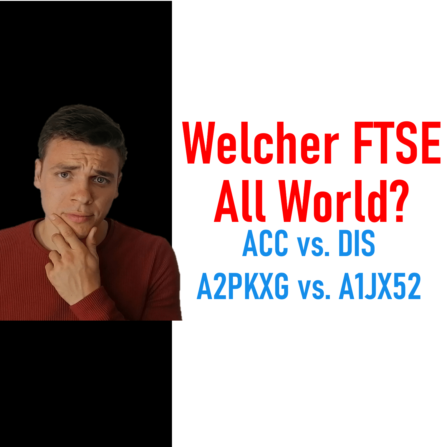 You are currently viewing Vanguard FTSE All World – A2PKXG vs A1JX52 – Welcher ist besser?